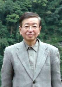横浜国立大学笠原政治名誉教授