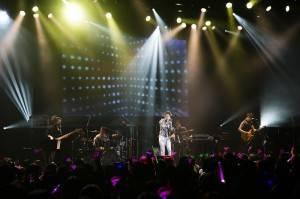 汪東城專程到日本大阪、東京舉辦首次的個人演唱會(照片提供:ASC)
