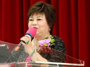 世界華人工商婦女企管協会総会施郭鳳珠総会長