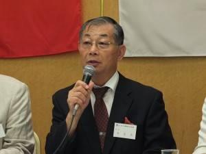 毛友次連任會長,將致力於會務發展