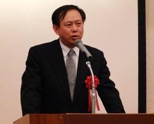 徐瑞湖自8月20日起接任駐日代表處副代表一職(圖為本報資料照)
