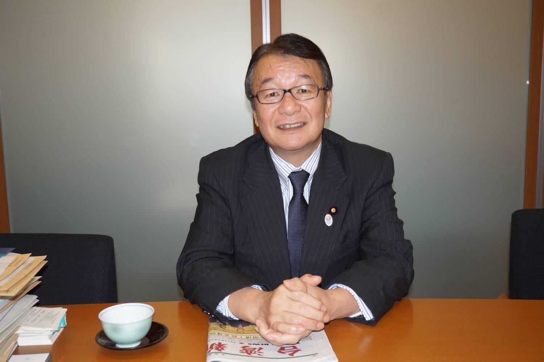 山本順三参議院議員インタビュー