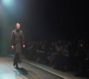 5度登上東京時裝周,古又文的秀已辦出口碑,吸以相當多日本時尚圈人士到場欣賞