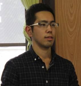 千葉県農林総合研究センター北総園芸研究所・東総野菜研究室研究員の吉橋泰彦氏はメロン栽培方法や生産・販売状況、輸出関連試験について説明した