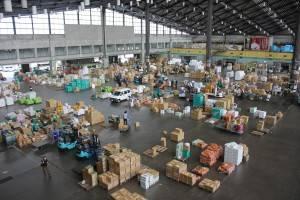 最終日に視察した大田市場
