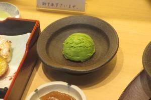 抹茶アイスクリームが台湾の人々に受け入れられるか