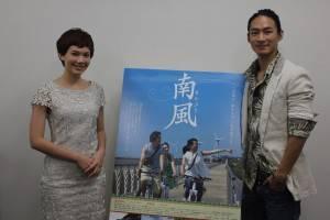 テレサ・チーとコウ・ガが台湾観光地の魅力について語る