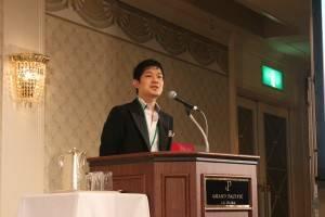 「ショコラ」や「太平輪」のプロデューサーを務めているCreative Artists Japanの齋藤しゅんさん