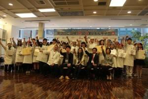 第3回「ご当地!絶品うまいもん甲子園」に、海外からの特別チームとして台湾チーム「國立旗山高級農工職業学校」が参加した