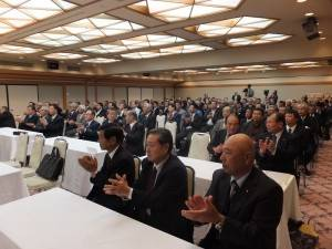 現場有超過130位當地的產官財界人士出席與會