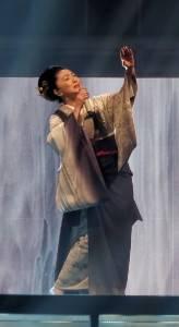 石川小百合將在紅白中演唱名曲《越過天城》