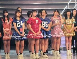 HKT48首次參加紅白演出