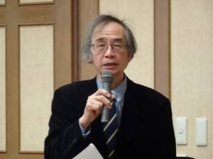 神戸華僑歴史博物館 館長呉宏明