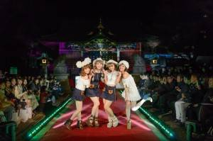 「SHIBUYA RUNWAY」移師渋谷金王八幡宮舉辦,融合流行與傳統文化