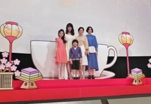 《寧靜咖啡館之歌》是台灣導演姜秀瓊首部執導長篇劇情片,找來日本演技派女星永作博美主演