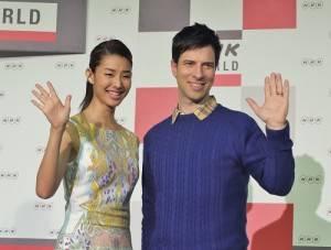 新節目「Doki Doki!WORLD TV」則是由藝人Sumire和外籍藝人Patrick Harlan首度搭檔主持10分鐘的綜合節目