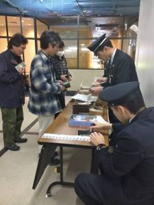 西武鐵道池袋站內特別販售開業百年紀念車票
