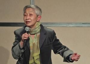 前國策顧問金美齡表示自己會全力支持蔡英文