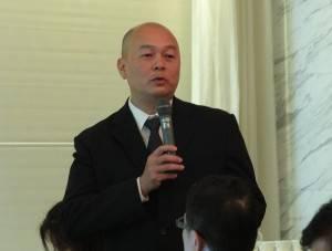 運盈商事代表取締役・鈴木明達氏