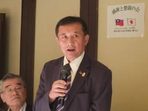 高博恭代表理事