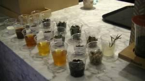 茶葉等原材料