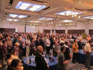 近500位沖繩當地政經僑學各界人士齊聚歡慶國慶