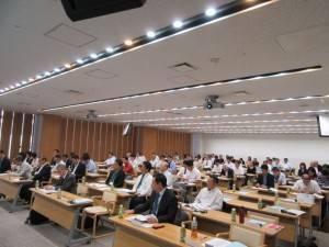 「台湾投資・ビジネス拡大セミナー」の様子