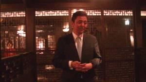 岸信夫議員表示台日之間還有許多課題待解決