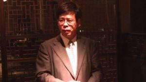Asian Fourm Japan主席研究員飯塚洋認為台日關係要順暢需要溝通的窗口