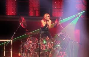 時隔18年再度登上紅白舞台的X JAPAN