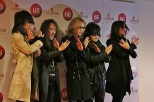 X JAPAN表示回到紅白舞台像是坐上時光機一樣的心情