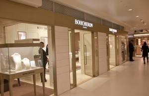 法國精品珠寶品牌伯敻首度在免稅店設櫃點