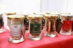 由「京丹波山之饗」推出的黑蒜巧克力創新甜點,業者希望有機會可以賣進台灣