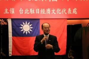 駐日代表沈斯淳表示春訪團到日本公演,讓僑界有機會在新年期間相聚,拉近彼此距離