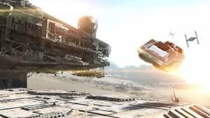 迪士尼推出新版《星際旅行》結合《星際大戰》最新系列作品(©Disney ©& TM Lucasfilm Ltd.)