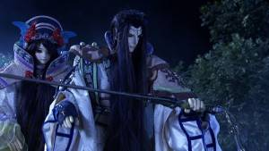 日方也參與人偶造型製作,從女主角(左)的面部可看出有日本動漫風格(©Thunderbolt Fantasy Project)