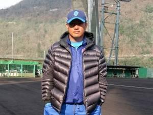 日本の独立リーグ・徳島インディゴソックスに移籍した張泰山選手