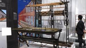 明治時期引進歐洲製絲機械