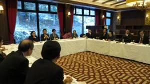 長野信州邀觀光媒體產業討論旅客誘致議題