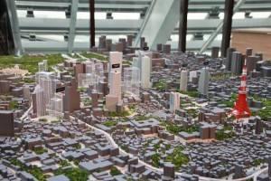 森大廈株式會社預計投入4千億日圓,在虎之門地區建設3棟新大樓,將開地區打造成國際新都心