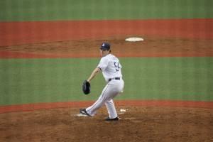 C.C.リー投手