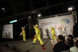 蘭陽戲劇団折子戲のパフーマンス