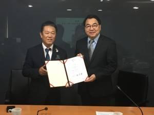 觀光局任命魏禧之會長為台灣美食親善大使
