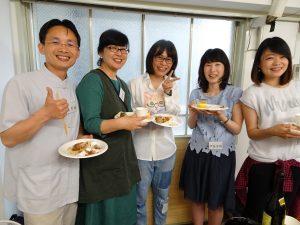僑胞、日本友人一同歡度端午佳節