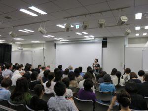 台湾映画「シルク」の上映とトークショーの様子(C)アジアンパラダイス