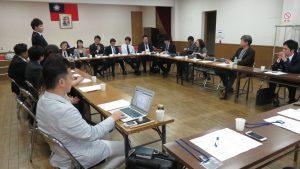日本各地僑團青年部理監事齊聚橫濱開會