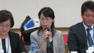 代表處僑務組宋惠芸秘書出席青年部理監事會議