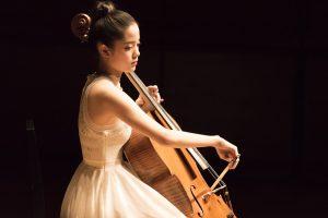 透明感のある演奏で日本の観客を魅了した(写真:森リョータ )