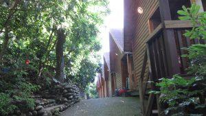 仙湖的住宿小屋