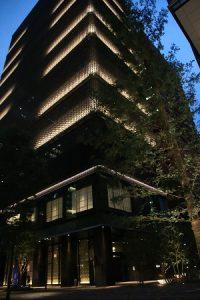 星野集團在東京金融中心大手町開設首間日式旅館